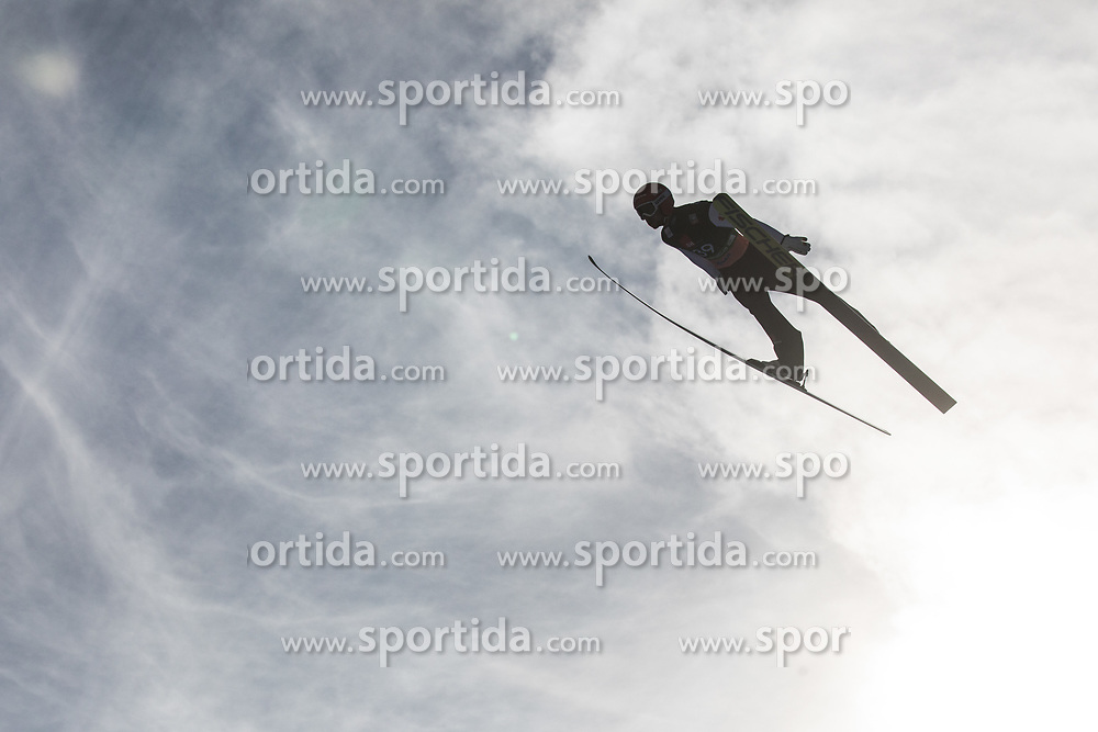 Markus Eisenbichler (GER) during the 1st round of the Ski Flying Hill Individual Competition at Day 2 of FIS Ski Jumping World Cup Final 2019, on March 22, 2019 in Planica, Slovenia. Photo Peter Podobnik / Sportida
