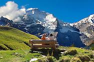 Grindelwald First - Picnic- Swiss Alps - Switzerland