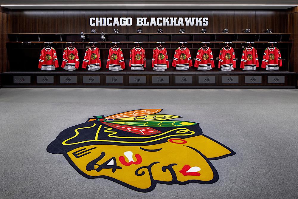 Chicago Bulls & Blackhawks | Chicago, IL