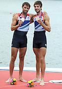 Eton Dorney, Windsor, Great Britain,..2012 London Olympic Regatta, Dorney Lake. Eton Rowing Centre, Berkshire.  Dorney Lake.  ...13:00:46  Saturday  04/08/2012 [Mandatory Credit: Peter Spurrier/Intersport Images]