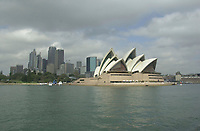 Sydney Harbour with Sydney Opera House   Photo: Peter Llewellyn