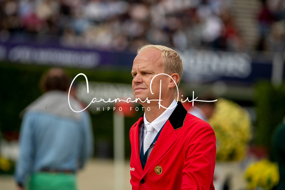 Guery Jerome, BEL<br /> Longines FEI Jumping Nations Cup Final<br /> Challenge Cup - Barcelona 2019<br /> © Dirk Caremans<br />  06/10/2019