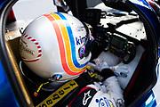 January 5-7, 2018. IMSA Weathertech Series ROAR before 24 test. 23 United Autosports, Ligier LMP2, Fernando Alonso