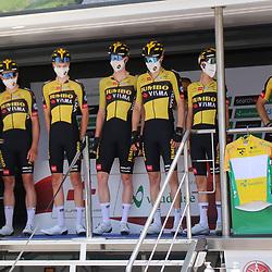 DISENTIS SEDRUM (SUI) CYCLING<br /> Tour de Suisse stage 5<br /> <br /> Team Jumbo-Visma