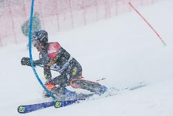 Rodes Istok (CRO) during the Audi FIS Alpine Ski World Cup Men's  Slalom at 60th Vitranc Cup 2021 on March 14, 2021 in Podkoren, Kranjska Gora, Slovenia Photo by Grega Valancic / Sportida