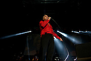 100914 Morrissey Performs At Madrid Barclaycard Center