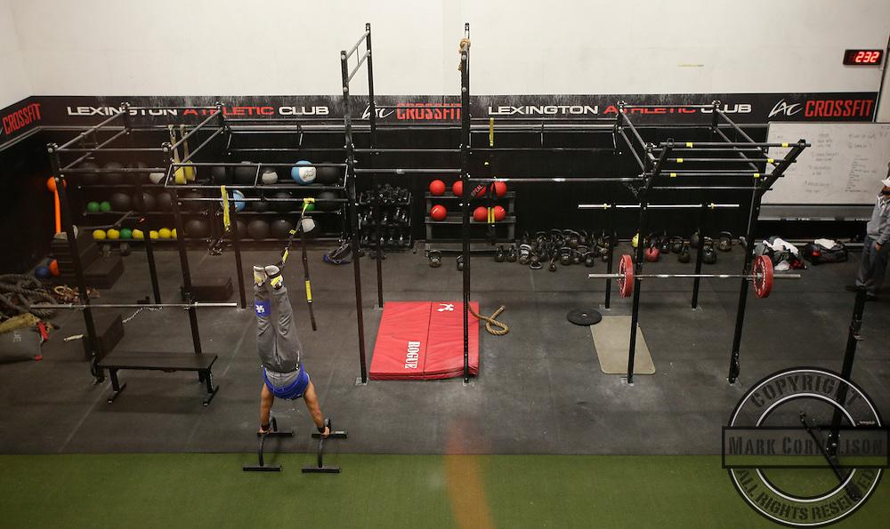 LAC Gym on Thursday January 26, 2017 in Lexington, Ky.