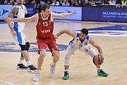 DESCRIZIONE : Eurolega Euroleague 2015/16 Group D Dinamo Banco di Sardegna Sassari - Brose Basket Bamberg<br /> GIOCATORE : Rok Stipcevic<br /> CATEGORIA : Palleggio<br /> SQUADRA : Dinamo Banco di Sardegna Sassari<br /> EVENTO : Eurolega Euroleague 2015/2016<br /> GARA : Dinamo Banco di Sardegna Sassari - Brose Basket Bamberg<br /> DATA : 13/11/2015<br /> SPORT : Pallacanestro <br /> AUTORE : Agenzia Ciamillo-Castoria/L.Canu