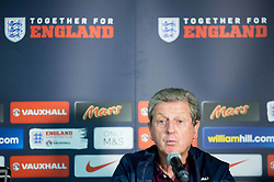 Roy Hodgson, manager during press conference of England National Football Team 1 day before Euro 2016 Qualifications match against Slovenia, on June 13, 2015 in SRC Stozice, Ljubljana, Slovenia. Photo by Vid Ponikvar / Sportida