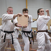 #3 First TKD December 2020 grading exams