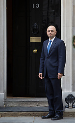 Sajid Javid replaces Maria Miller as culture secretary. Sajid Javid arrives at 10 Downing street after being appointed as culture secretary, replacing Maria Miller10 Downing Street, London, United Kingdom. Wednesday, 9th April 2014. Picture by Daniel Leal-Olivas / i-Images