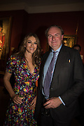 ELIZABETH HURLEY, WILLIAM CASH, Restoration Heart A memoir by William Cash. Philip Mould and Co. 18 Pall Mall. London. 10 September 2019