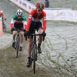 19-01-2020: Wielrennen: Wereldbeker Veldrijden: Nommay<br />Tibor del Grosso (Netherlands) 4th