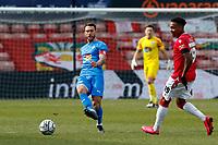 Liam Hogan. Wrexham AFC 0-3 Stockport County FC. Vanarama National League. The Racecourse Ground. 10.4.21