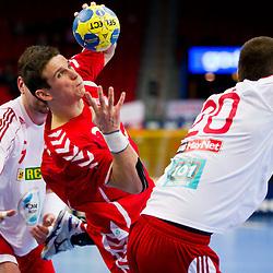 20110114: SWE, 22nd Men's Handball World Championship 2011, Day 2