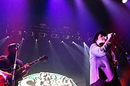 27 de enero de 2018. Ciudad de México. The Steady 45's se presenta en la Carpa Astros.  /  The Steady 45's performing at the Carpa Astros.