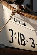 Fishing boat, Formentera