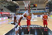DESCRIZIONE : Trento Primo Trentino Basket Cup Italia Montenegro<br /> GIOCATORE : Luigi Datome<br /> CATEGORIA : schiacciata sequenza<br /> SQUADRA : Nazionale Italia Maschile<br /> EVENTO :  Trento Primo Trentino Basket Cup<br /> GARA : Italia Montenegro<br /> DATA : 27/07/2012<br /> SPORT : Pallacanestro<br /> AUTORE : Agenzia Ciamillo-Castoria/C.De Massis<br /> Galleria : FIP Nazionali 2012<br /> Fotonotizia : Trento Primo Trentino Basket Cup Italia Montenegro<br /> Predefinita :