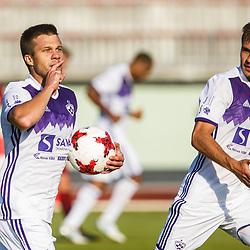 20170722: SLO, Football - Prva liga Telekom Slovenije 2017/18, NK Triglav vs NK Maribor