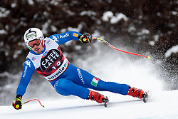 28.12.2017, Stelvio, Bormio, ITA, FIS Weltcup, Ski Alpin, Abfahrt, Herren, im Bild Peter Fill (ITA) // Peter Fill of Italy in action during mens Downhill of the FIS Ski Alpine Worldcup at the Stelvio course, Bormio, Italy on 2017/12/28. EXPA Pictures © 2012, PhotoCredit: EXPA/ Johann Groder