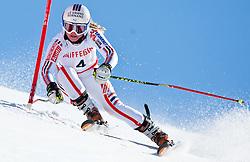 20.03.2011, Pista Silvano Beltrametti, Lenzerheide, SUI, FIS Ski Worldcup, Finale, Lenzerheide, NATIONEN TEAM EVENT, im Bild Tessa Worley (FRA) // during Nations Team Event, at Pista Silvano Beltrametti, in Lenzerheide, Switzerland, 20/03/2011, EXPA Pictures © 2011, PhotoCredit: EXPA/ J. Feichter