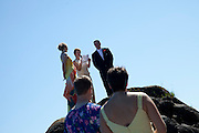 Tara and Tyler's beautiful Summer Wedding at Lutsen Resort near Grand Marais Minnesota.