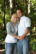 8/29/10 9:05:33 AM -- Bedminster, PA. -- Lindsay & Greg --. -- Photo by William Thomas Cain/cainimages.com