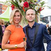 NLD/Amsterdam/20150604 - Amsterdam Diner 2016, Erben Wennemars en partner Renate van der Zalm