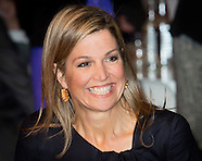 Queen Maxima attends NL Grows, The Hague 23-01-2017