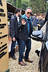 May 26, 2019 - Rome, italy - Rome, Villa Borghese Piazza Di Siena Horse Competition 2019, In the picture: Bruce Springsteen (Credit Image: © Vincenzo Landi/IPA via ZUMA Press)