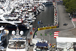 May 27, 2017 - Monte Carlo, Monaco - Motorsports: FIA Formula One World Championship 2017, Grand Prix of Monaco, .#44 Lewis Hamilton (GBR, Mercedes AMG Petronas F1 Team) (Credit Image: © Hoch Zwei via ZUMA Wire)