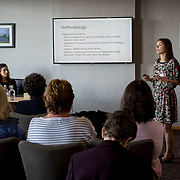 23.05.2018.       <br /> Today, the Institute of Community Health Nursing (ICHN) hosted its2018 community nurseawards in association withHome Instead Senior Care,at its annual nursing conference, in the Strand Hotel Limerick, rewarding public health nurses for their dedication to community care across the country. <br /> <br /> Pictured at the event was Kate Irving. Picture: Alan Place
