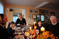 Laurin and Carol's Thanksgiving Dinner Celebration 2011 in Skillman, New Jersey. Images taken with a Nikon 1 V1 camera and 10 mm lens.