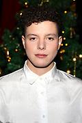 Lucas Fischer anlässlich der Premiere vom Circus Salto Natale 2018