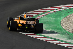 March 9, 2018 - Barcelona, Catalonia, Spain - 14 Fernando Alonso from Spain with McLaren Renault MCL33  during day four of F1 Winter Testing at Circuit de Catalunya on March 9, 2018 in Montmelo, Spain. (Credit Image: © Xavier Bonilla/NurPhoto via ZUMA Press)