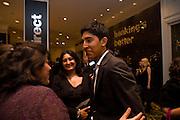 Dev Patel, The London Critics' Circle Film Awards 2009 in aid of the NSNCC. Grosvenor House Hotel . Park Lane. London. 4 February 2009