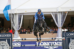 Ahlmann Christian, GER, Dominator 2000 Z<br /> FEI WBFSH Jumping World Breeding Championship for Young Horses<br /> Lanaken 2021<br /> © Hippo Foto - Julien Counet<br />  24/09/2021