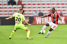 Nice vs Angers - 22 Sept 2017