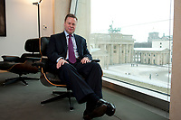 21 JAN 2010, BERLIN/GERMANY:<br /> Iaian Conn, Chief executive Refining and Marketing, Executive member of the BP board of directors, BP Buero Berlin<br /> IMAGE: 20100121-01-001