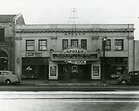 1978 Apollo Theater at 5546 Hollywood Blvd.