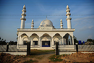 One of the three mosques in Kep in Kampot province, Cambodia, Asia