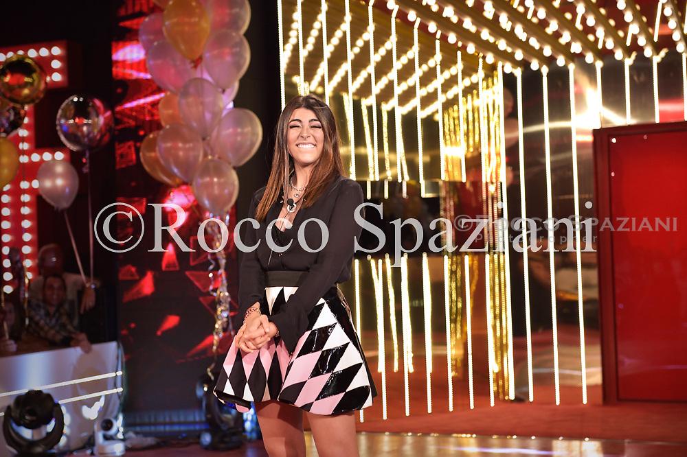 Giulia Salemi concorrente della terza edizione del Grande Fratello Vip 24 , Settembre 2018 Roma
