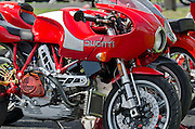 Ducati Motorcycle,Keeneland Concours D'Elegance,Lexington,Ky.