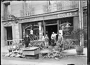 7th arrondissement bicycle shop Paris around 1900