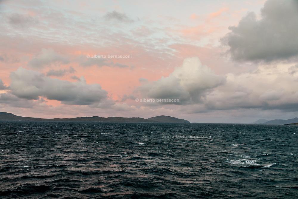 Patagonia, cruising with Ventus Australis. Cape Horn National Park