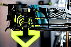 July 19, 2018 - Hockenheim, Germany - Motorsports: FIA Formula One World Championship 2018, Grand Prix of Germany, ..Technical detail  (Credit Image: © Hoch Zwei via ZUMA Wire)