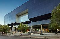 05/Octubre/2019 Madrid.<br /> Edificio de oficinas de PNB Paribas en Calle Arequipa nº 1.<br /> <br /> ©JOAN COSTA