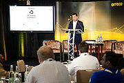 Dr Brian Moore at the Orreco Science Summit, Glenlo Abbey Hotel, Galway, 25.10.16
