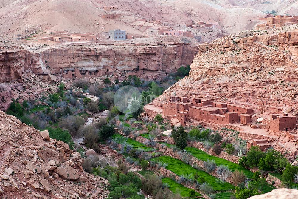 Desfiladero, Atlas, Marruecos ©Country Sessions / PILAR REVILLA