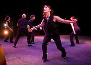"""Chicago Tap Theatre's production of Totally Tapular at the Athenaeum Theater in Chicago....""""Flying Turtles"""".Dancers: Kirsten Williams.Choreography by: Brenda Bufalino"""